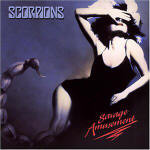 Scorpions - Savage Amusement